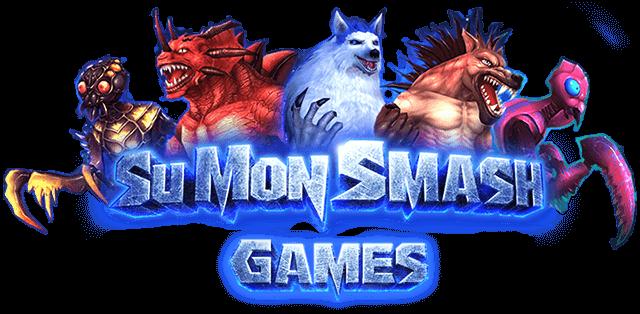 Su Mon Smash Games